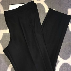 JCrew Black Wool Pants.